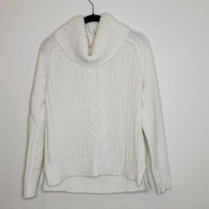Ana Chunky Cable Knit Sweater